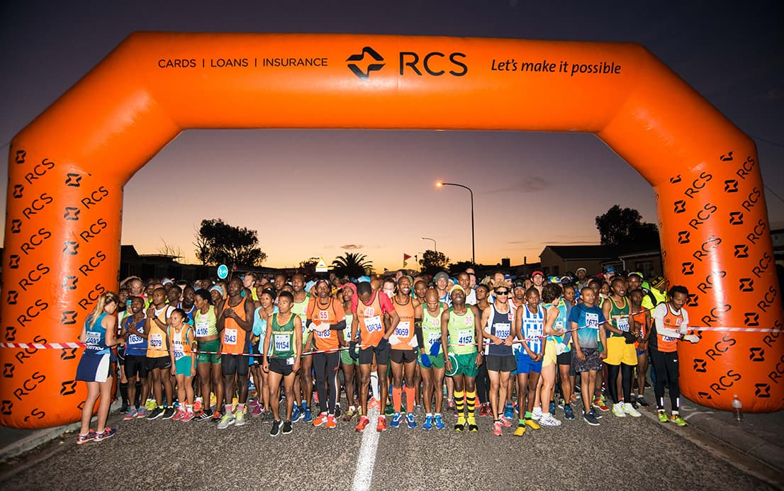 Gugulethu RCS Youth Day Race Event