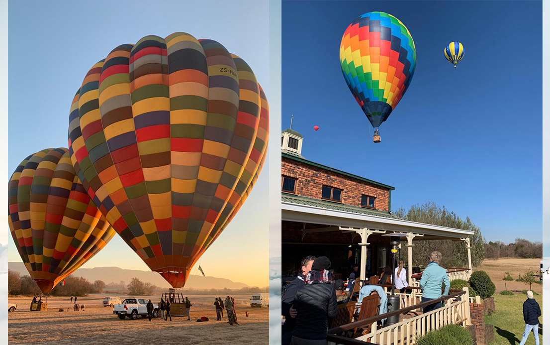 South African Hot Air Balloon Championship Event