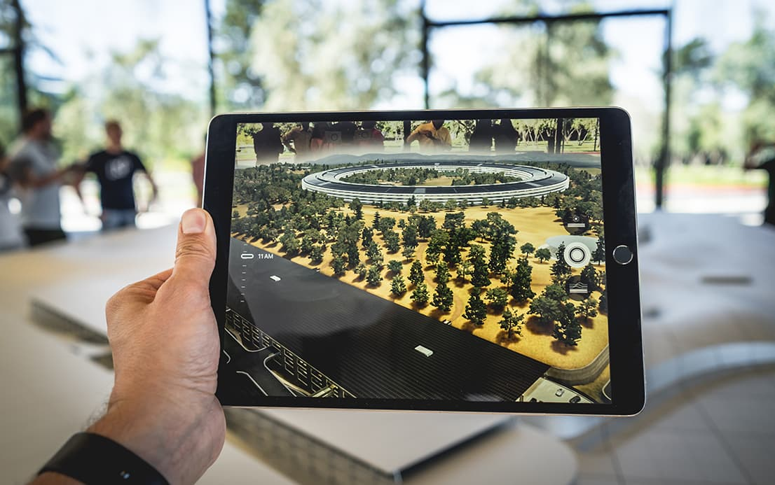 Augmented Reality events