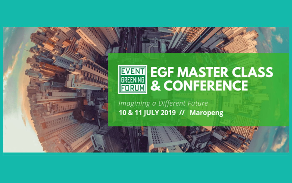 EGF Event Greening Forum Masterclass and Conference Event